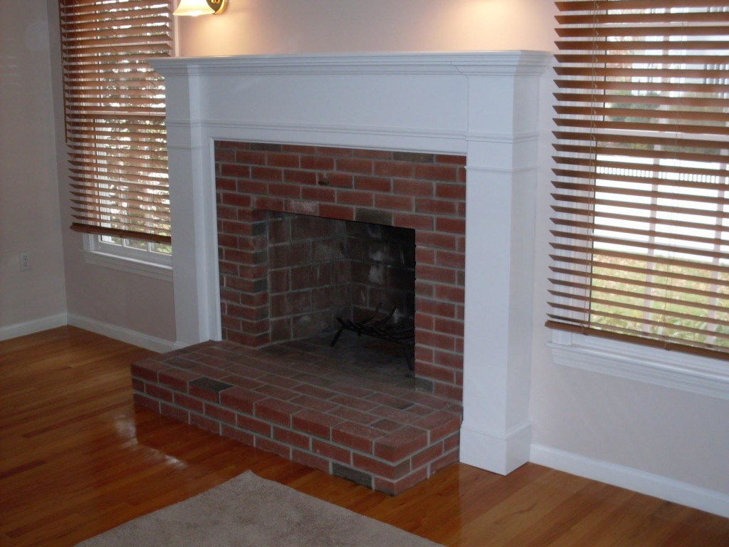 Build A Fireplace Fireplace Surround | Fireplace Designs