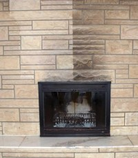 How To Clean A Limestone Fireplace Surround | Fireplace ...