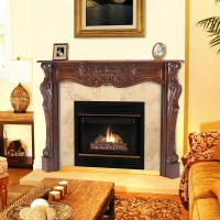 How To Tile A Fireplace Surround | Fireplace Designs
