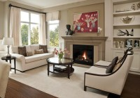 Living Room Arrangements With Fireplace | Fireplace Designs