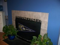 Magnetic Fireplace Vent Cover | Fireplace Designs