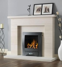 Marble And Limestone Surrounds Gas Fires | Fireplace Designs