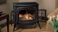 Small Vented Gas Fireplace | Fireplace Designs