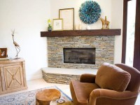 White Brick Fireplace Decorating Ideas | Fireplace Designs