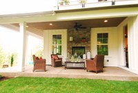 2 Sided Fireplace Indoor Outdoor
