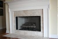 Tile Fireplaces Design Ideas
