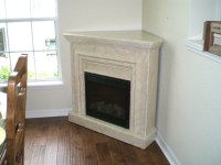 Corner Stone Electric Fireplace