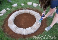 Do It Yourself Fire Pit Kit | FIREPLACE DESIGN IDEAS