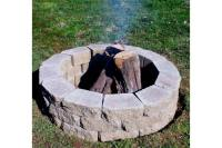 How To Make A Cheap Fire Pit | FIREPLACE DESIGN IDEAS