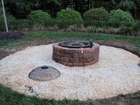 How To Make A Small Fire Pit | FIREPLACE DESIGN IDEAS