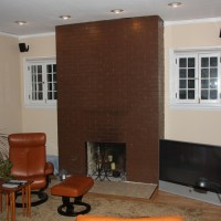 Paint Colors For Brick Fireplace | FIREPLACE DESIGN IDEAS