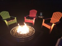Propane Tabletop Fire Pit | FIREPLACE DESIGN IDEAS