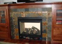 Slate Tiles For Fireplace Surround | FIREPLACE DESIGN IDEAS