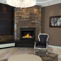 Small Corner Gas Fireplace | FIREPLACE DESIGN IDEAS
