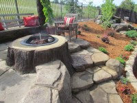 Decorate Your Garden with a Small Fire Pit