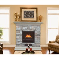 Stone electric fireplace - these choices at your ...