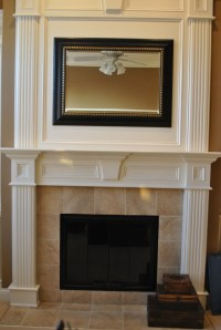 White Fireplace Surround Ideas | FIREPLACE DESIGN IDEAS
