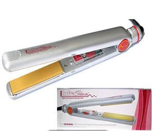 Best Infrashine Flat Iron Hair Straightener Review