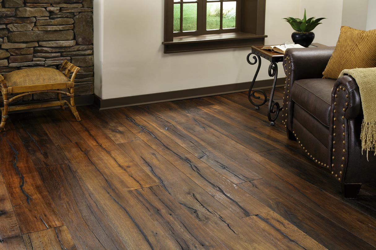 cleaning hardwood floors  Best Flooring Choices