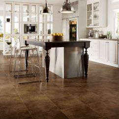 Vinyl Kitchen Flooring Country Cabinets Best Choices