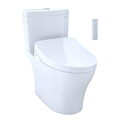 Toto MM4463056 Aquia IV Washlet+ 1G Two-Piece Toilet
