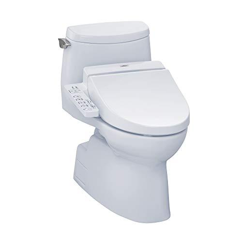 Toto WASHLET+ Carlyle II 1G toilet