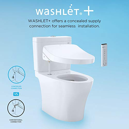 Toto Carlyle II MW614584 Washlet+