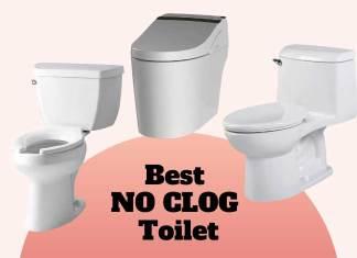 Best No Clog Toilet