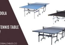 Best Joola Table Tennis Table Review