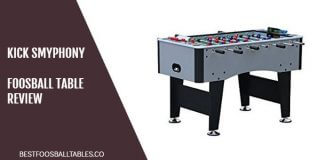 KICK Smyphony Foosball Table Review