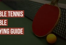 Table Tennis Table Buying Guide