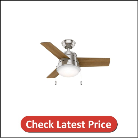 Hunter Aker Ceiling Fan Hunter Light