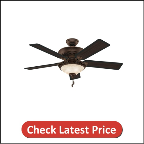 Hunter Italian Countryside 52-Inch Ceiling Fan with Light Kit