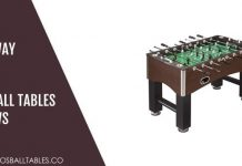 Hathway Foosball Table Reviews