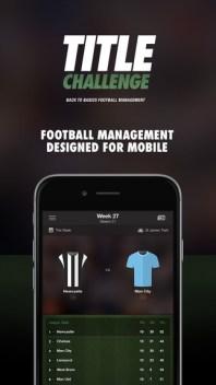 Title Challenge App