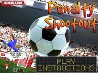 Penalty Shootout App