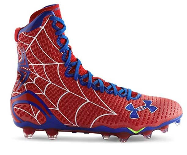 3fbacc0a40b The Under Armour Men s Alter Ego Highlight MC Football Cleats