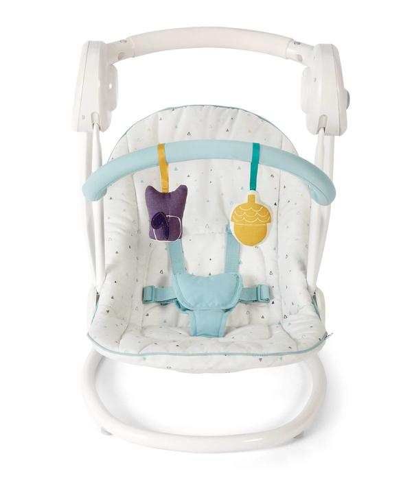 swing chair mamas and papas ikea antilop high tray slumber forest friends 1 only best for baby