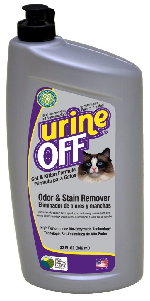 Urine Off Cat Urine Cleaner
