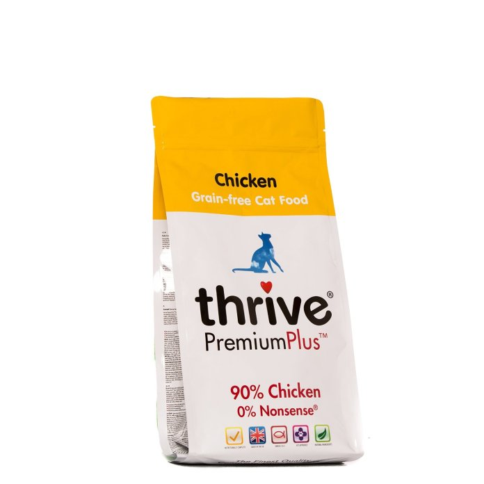 Thrive Premium Plus Cat Food — Thrive Complete Cat Food