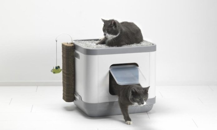 Clean 'N' Tidy Catconcept Multiloo Cube