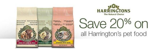 Harrington's Cat Food