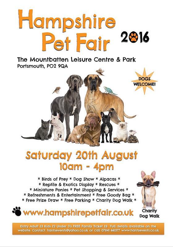 Hampshire Pet Fair