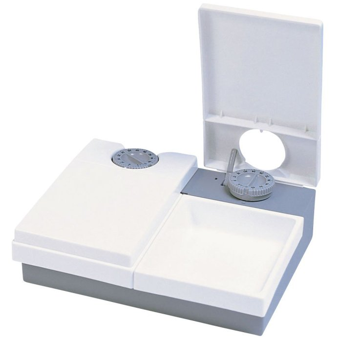 Cat Mate C20 Automatic 2 Meal Feeder