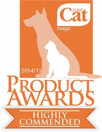 Your Cat Product Awards Logo 2015