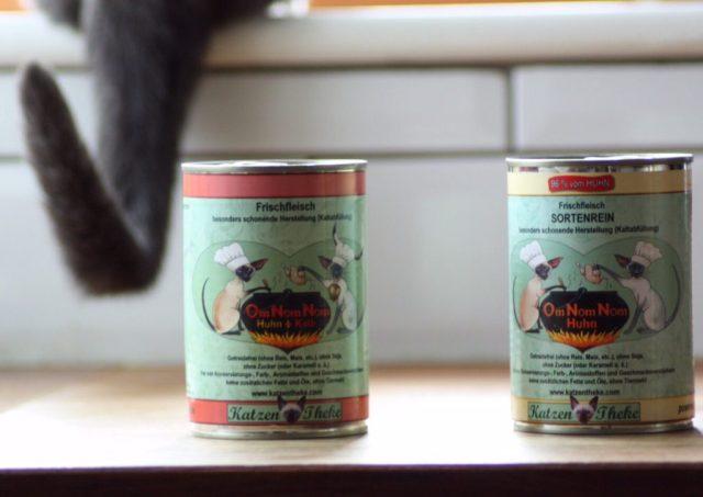 OmNomNom cat food