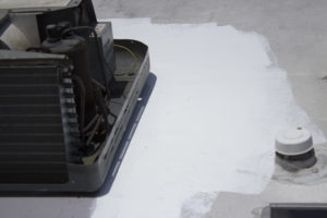 how to fix a leaky rv roof