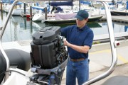 How to Paint Outboard Motors?