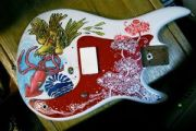 A Detailed Guide on How to Paint a Guitar