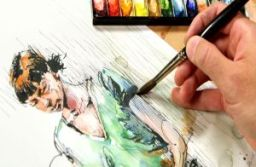 Watercolor Painting from A to Z - Learning to Paint Watercolor